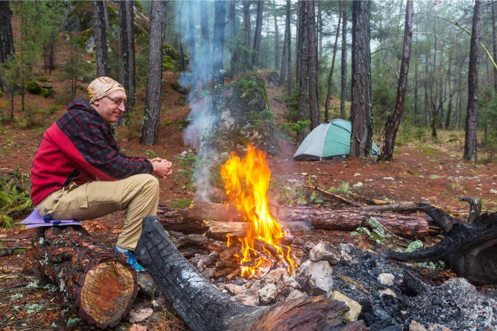 oprema za kampiranje